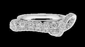 ダイヤ 指輪 装飾