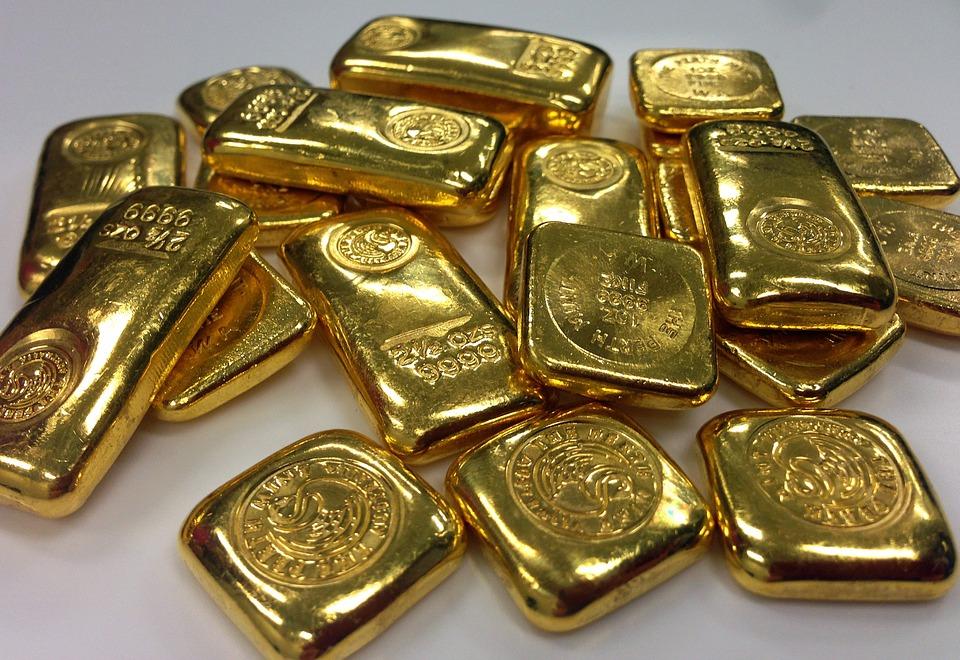 地金や金貨